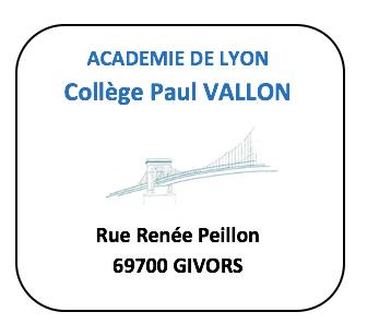 Collège Paul Vallon
