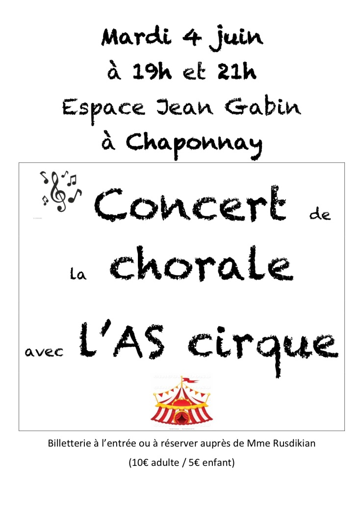 ChoraleSpectacle
