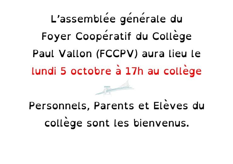 AfficheAGFCCPV